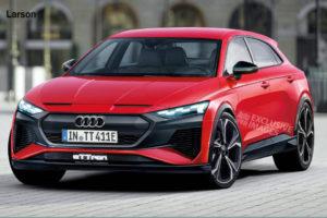 Novi Audi TT dolazi u formi električnog crossovera