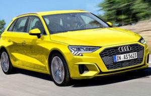 Audi A3 Sportback IV dolazi već krajem godine