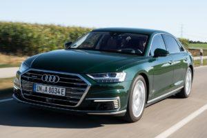 Audi A8 L 60 TFSI e-quattro hibrid troši 2,5 l/100 km