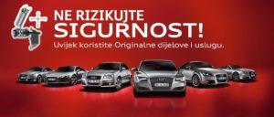 Povoljni paketi za održavanje Audi vozila starijih od 4 godine