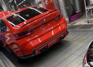 Novi BMW M3 – na proizvodnoj liniji u tvornici u Münchenu