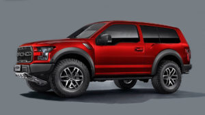 Novi Ford Bronco dolazi na Los Angeles Auto Show