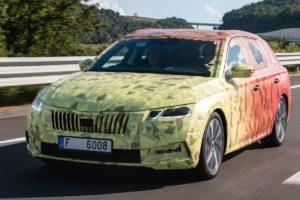 Nova Škoda Octavia – 11 novembra zvanična premijera