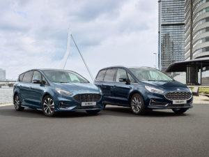 Novi Ford Galaxy i S-Max su ljepši, udobniji i bolje povezaniji nego ikada