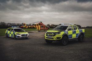 Ford Ranger Raptor je izbor britanske policije
