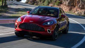 Aston Martin DBX zvanično predstavljen