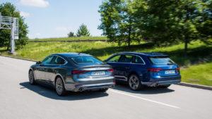 Audi A4 g-tron troši 3,9 kg CNG na 100 km