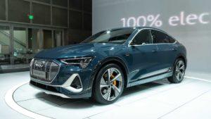 Audi e-tron Sportback – zvanično predstavljen