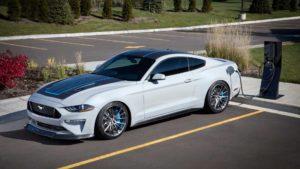 Ford Mustang Lithium EV – 900 KS i 6-brzina manuelni mjenjač