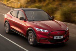 Ford Mustang Mach E zvanično predstavljen