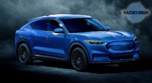 Ford Mach E – stigli novi renderi