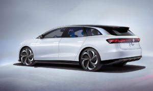 VW ID Space Vizzion – volkswagenov električni karavan dolazi 2021.