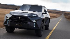 Karlmann King je najskuplji SUV na svijetu