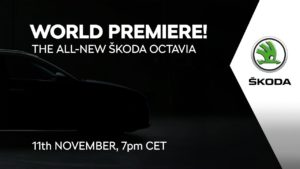 Škoda Octavia IV – pratite uživo svjetsku premijeru