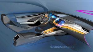 Nova Škoda Octavia – prvi pogled u unutrašnjost