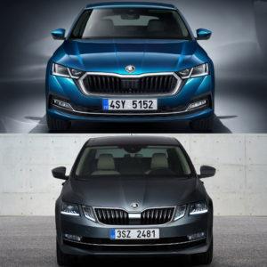 Koliko se razlikuju nova i stara Škoda Octavia?