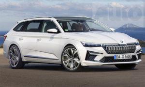 Nova Škoda Superb planirana za 2023.