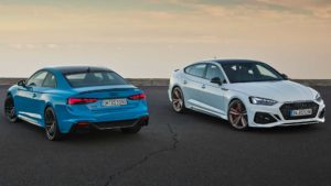 Audi osvježio RS 5 Coupe i RS 5 Sportback
