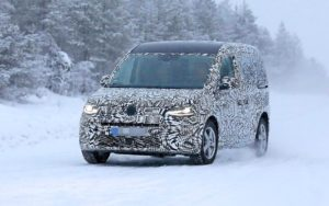 Volkswagen Caddy – novi izgled i nova platforma