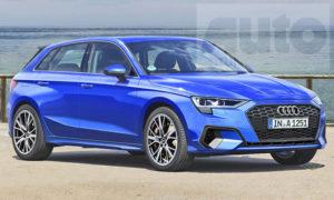 Audi A3 Sportback četvrte generacije dolazi na Auto Sajam u Ženevi