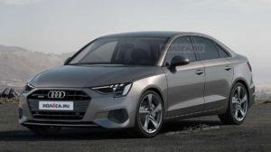 Novi Audi A3 Sedan ponovo želi biti najljepša mala limuzina na tržištu