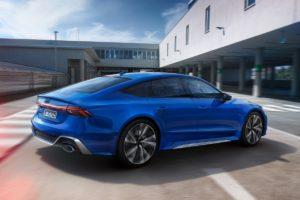 Audi slavi 25 godina RS modela