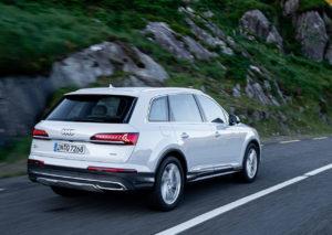 Audi Q7 55 TFSI e – potrošnja 3 l/100 km