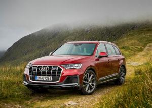 Novi Audi Q7 – foto galerija