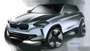 Električni BMW iX3 dolazi 2020. uz autonomiju od 440 kilometara na jedno punjenje