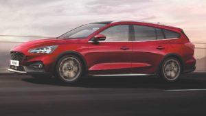 Ford Focus Active X Vignale zvanično predstavljen