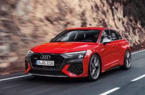 Audi A3 IV dolazi na Auto Sajam u Ženevi