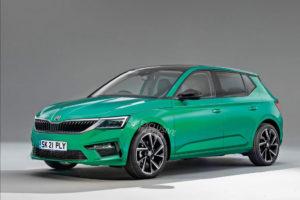 Nova Škoda Fabia na tržište dolazi 2021.