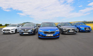 Škoda Scala senzacionalan pobjednik usporednog testa Autozeitung.de