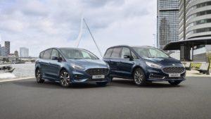 Ford S-MAX Hybrid i Galaxy Hybrid stižu iz Valencije
