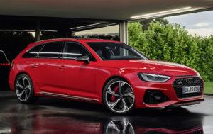 Audi RS modeli postaju djelimično električni