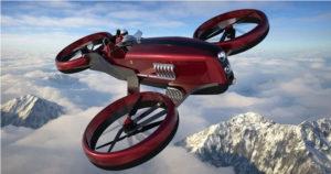 Prototip letećeg automobila koji neodoljivo podsjeća na Ferrari 500 F2