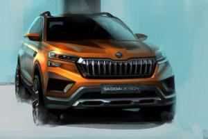 Škoda Vision In Concept najavljuje budući SUV model