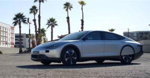 Automobil na solarnu energiju – cijena 119.000 eura