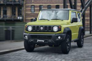 Suzuki Jimny će uskoro biti izbačen iz ponude Suzukija u Evropi radi visoke emisije CO2