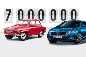 Škoda Octavia proizvedena čak u 7 miliona primjeraka