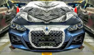 Procurile slike novog BMW Serije 4