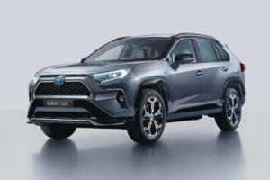 Toyota RAV4 Plug-In Hybrid dolazi sa preko 60 km autonomije samo na struju