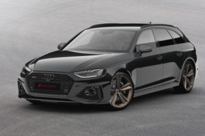 Audi RS4 Avant Bronze Edition