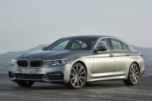 BMW Serije 5 i 7 postaju električni automobili!