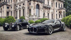 Ovo su Bugattijevi koncepti koji nikada nisu ugledali svjetlo dana