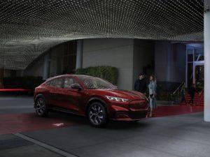 Ford Mustang Mach E prvo stiže u Evropu