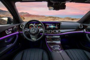 Prve slike unutrašnjosti osvježene Mercedes-Benz E Klase