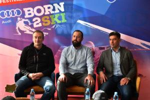 """AUDI """"BORN2SKI"""" Festival alpskog skijanja se održava u periodu od 27.02 – 01.03.2020. na Bjelašnici"""