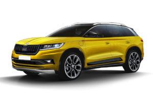 Škoda Enyaq će sa jednim punjenjem baterije prelaziti do 500 km