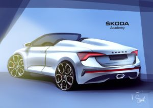 Najavljena Škoda Scala Spider Concept